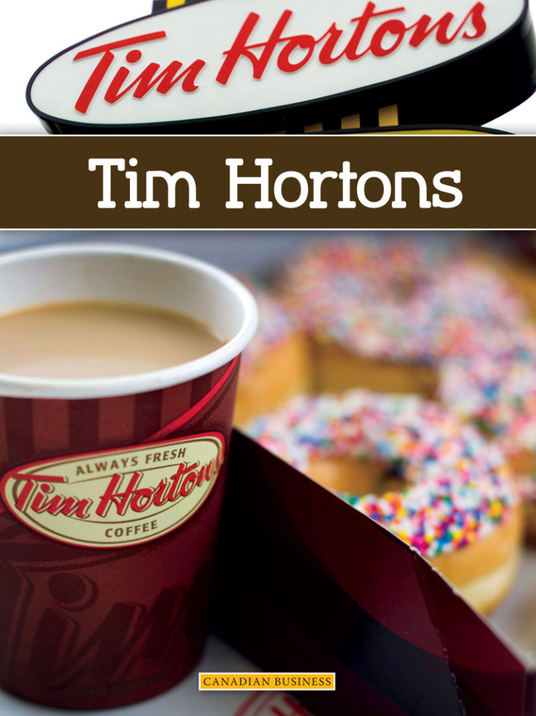 tim hortons mission statement