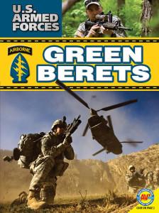 USAF-Greenberets
