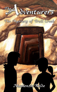 The Mystery of Troll Creek Cover